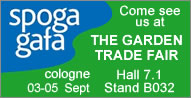 Visit Staycold at Spogo Gafa Garden Trade Fair 2007