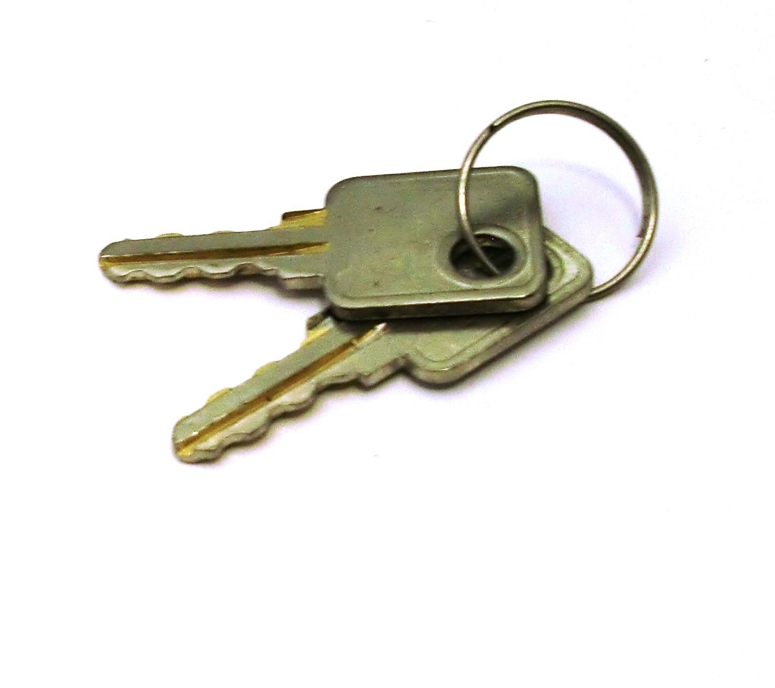 Rhino Sliding Door - Door Keys