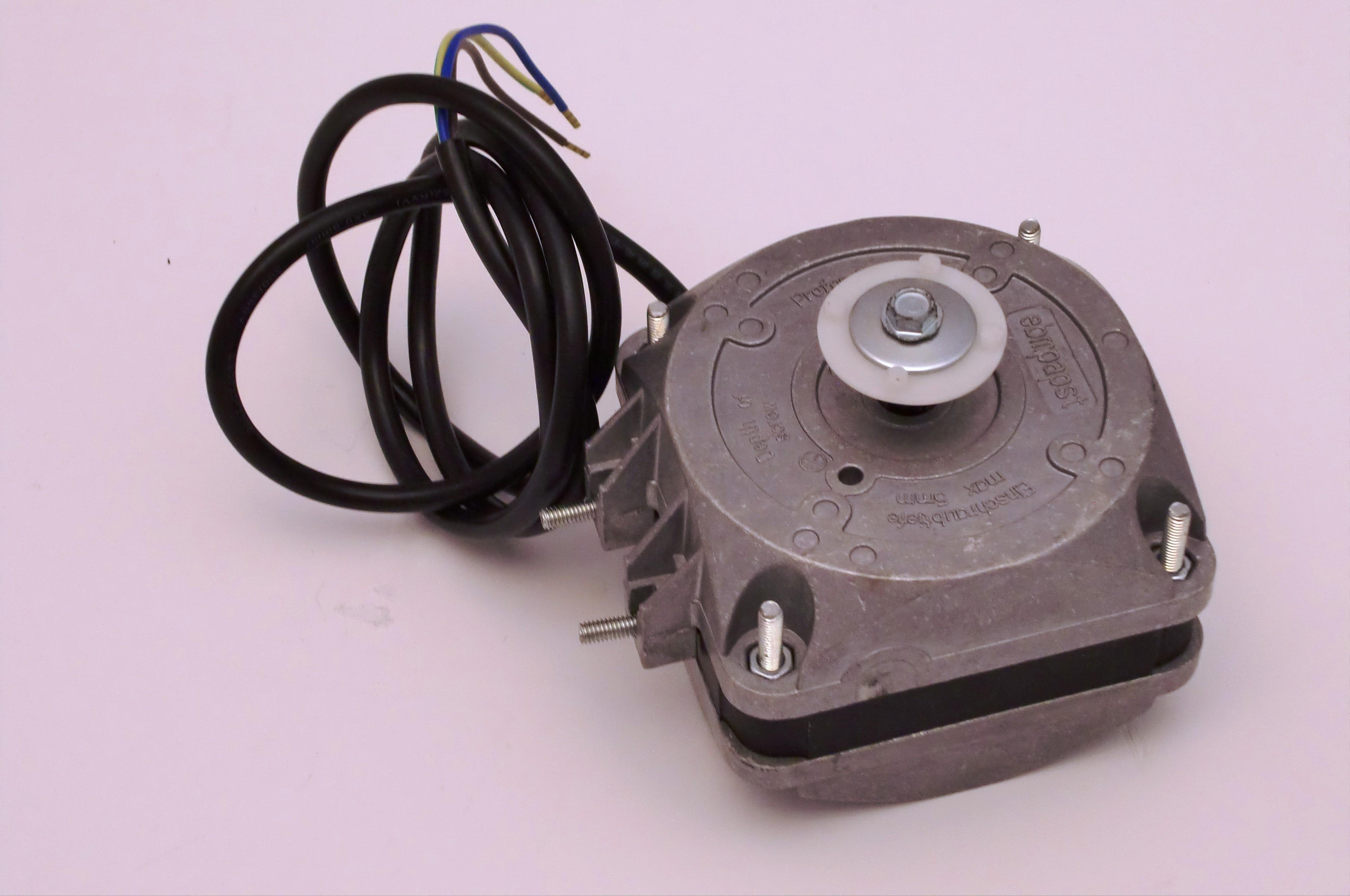 Ebm papst iq3608 01040 condenser fan motor 16w for Ebm papst fan motor