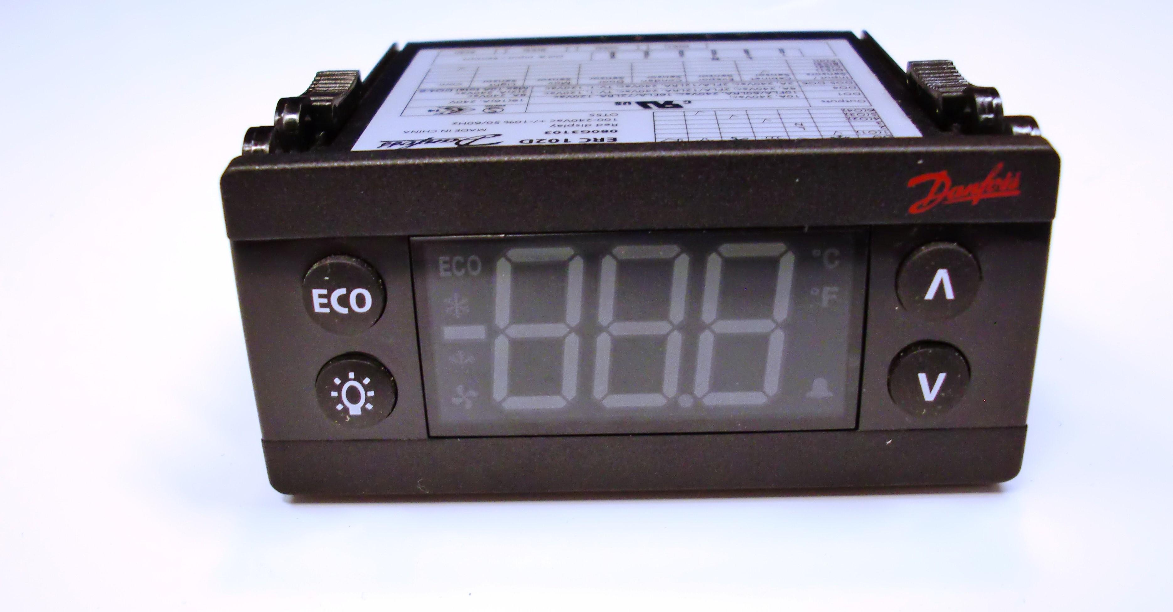 Danfoss ERC102D Controller