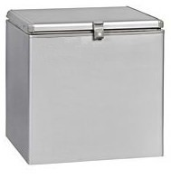 Rhino GF120 Gas/Electric Single Lid Freezer