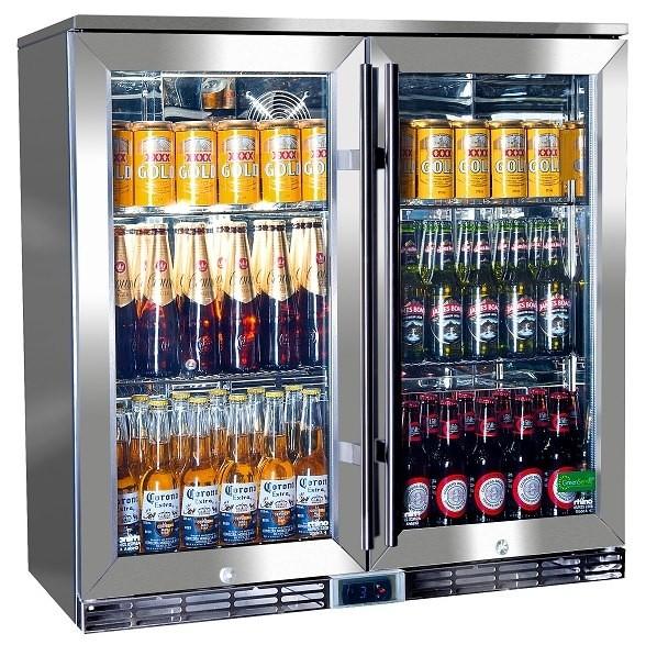 Rhino Gsp2h Commercial Outdoor Bottle Chiller Amp Bar Fridge