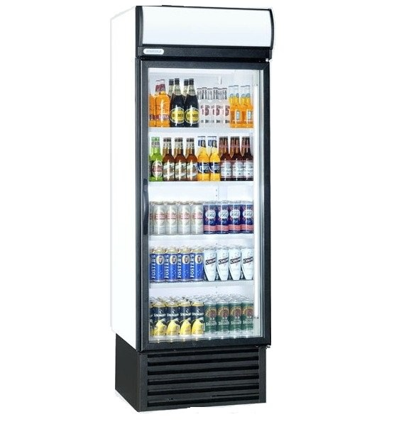 Staycold HD690 Upright Display Bottle Fridge