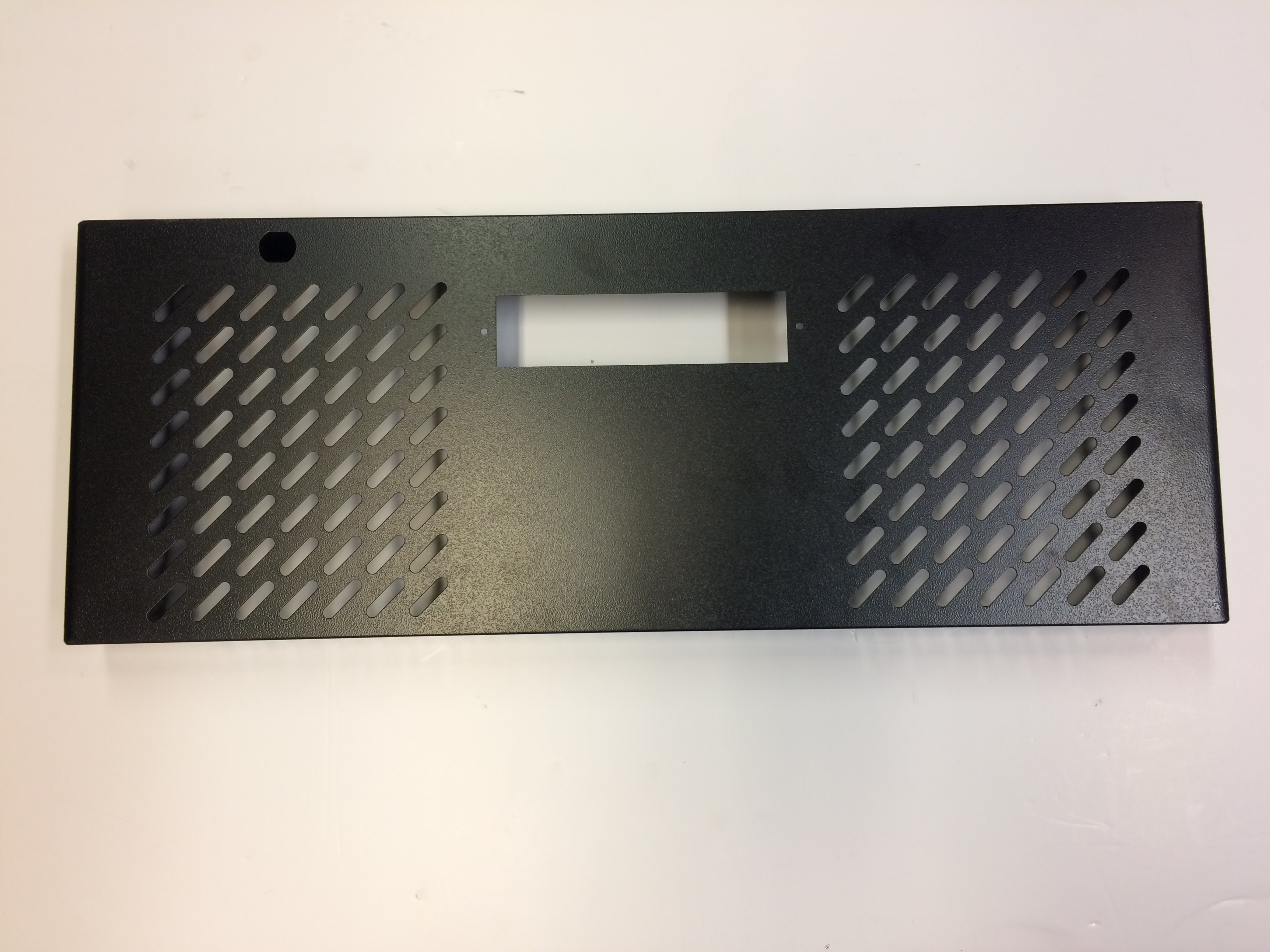 Rhino Moscow-293  Front Panel Black