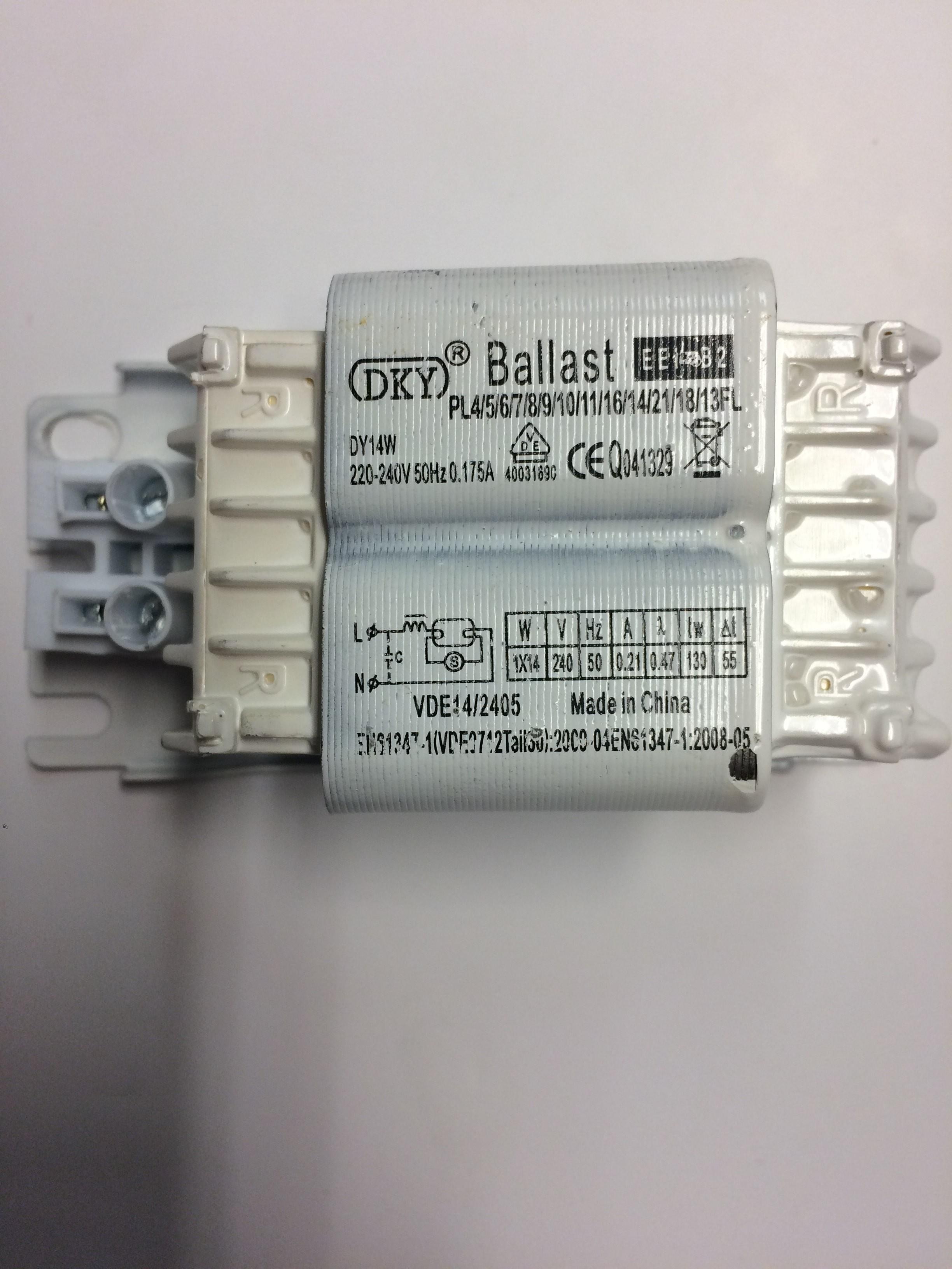 Rhino Cold900/Monaco900 Ballast