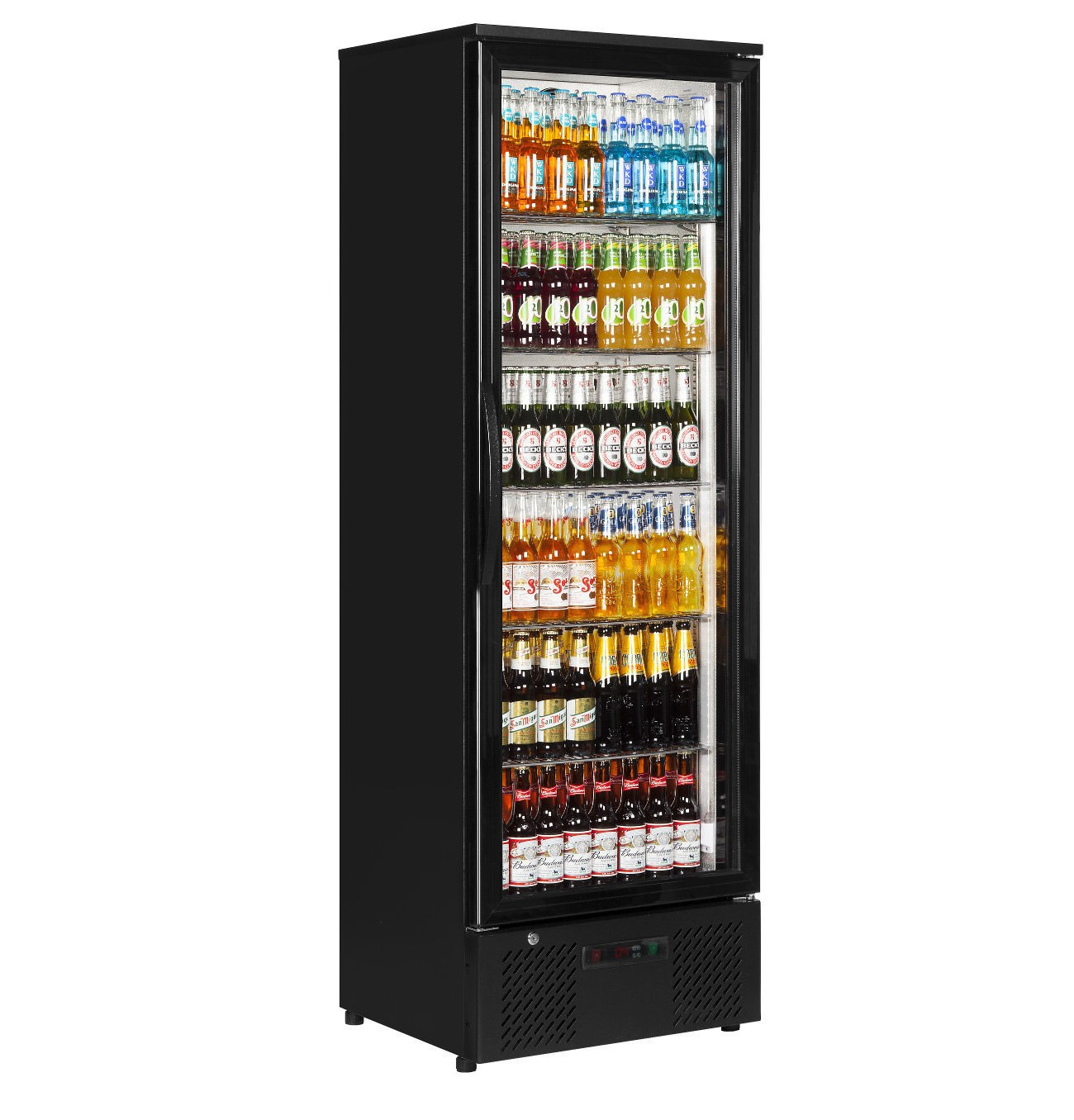 Rhino Moscow 293 Tall Single Door Bottle Cooler