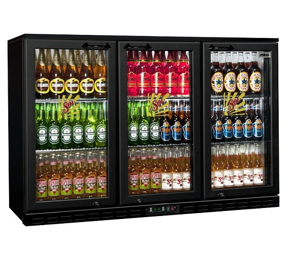 Triple Door Bottle Chiller