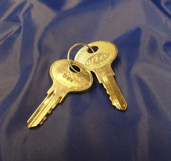 Arborne Door Keys