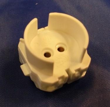 Arborne lamp holder t5 set
