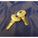 Arborne Door Keys