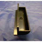 Arborne black plastic door handle