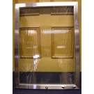 Rhino Cold 600H Right Hinged Glass Door - SS