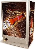 branded drinks dispenser