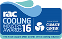 RAC Cooling Industry Awards 2016 - Finalist